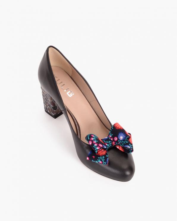 Wielokolorowe kokardki do butów z motywem  COQ-842-ŁOWIECKI
