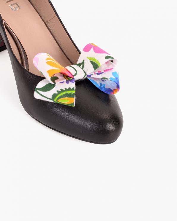 Wielokolorowe kokardki do butów z motywem  COQ-841-ŁOWIECKI