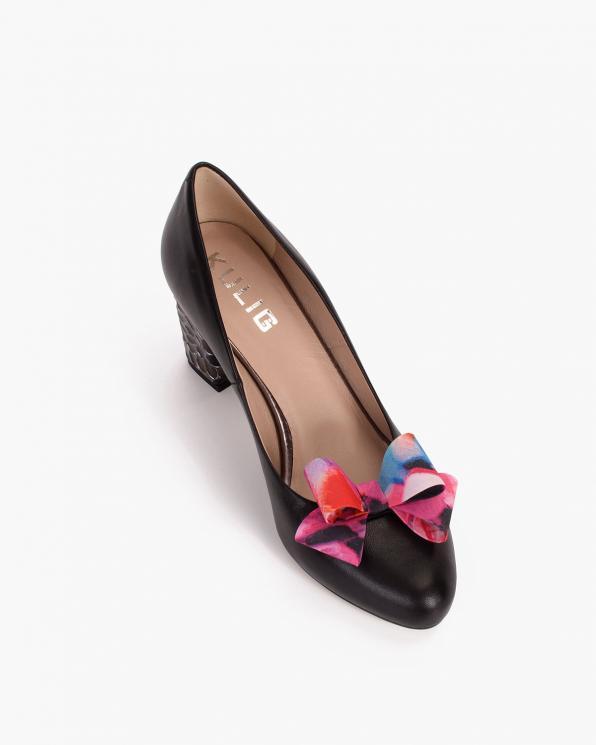 Wielokolorowe kokardki do butów z motywem  COQ-756
